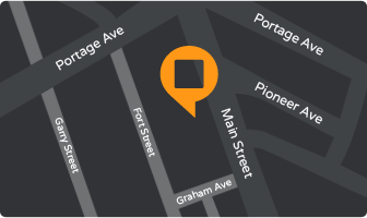 Winnipeg Square, 360 Main St